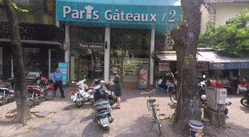 Paris Gâteaux Hai Bà Trưng