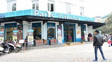 Paris Gâteaux Nguyễn Khánh Toàn